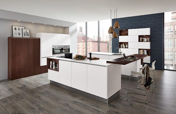 unsere k chen. Black Bedroom Furniture Sets. Home Design Ideas